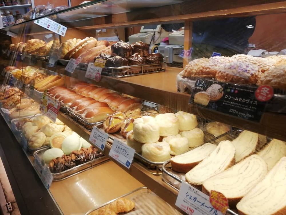 志津屋の菓子パン
